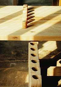 Giuntare e assemblare parti in legno i pi comuni metodi for Dima per spine legno fai da te
