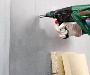 Forare le piastrelle punte al vidia e trapano a percussione muratore manuale faidate guida - Punte per piastrelle ...