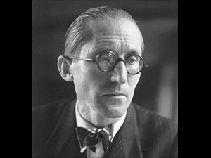 le corbusier charles edouard jeanneret