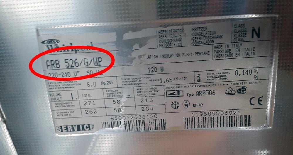 Schema Elettrico Frigo Trivalente Electrolux : Ventole frigo trivalente