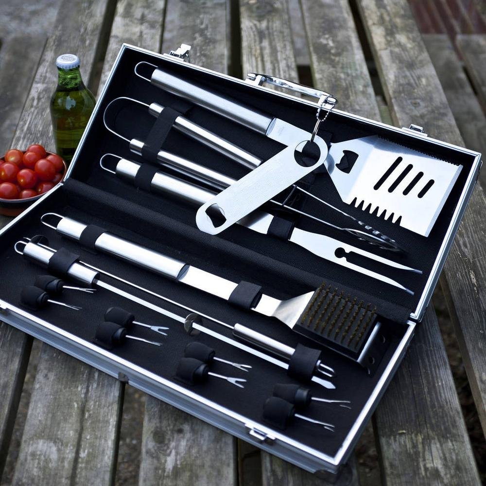 set barbecue