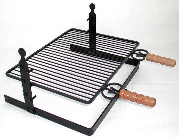 Tipi di griglia griglie per una cottura perfetta for Griglia per barbecue bricoman